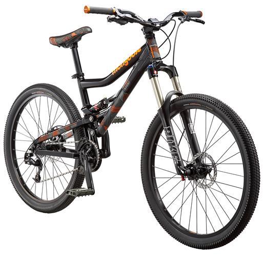 عکس از دوچرخه های مخصوص دانهیل dh