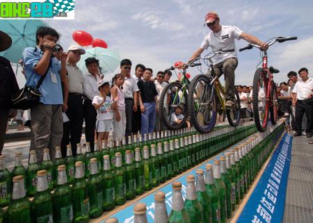 عکس های جالب یا خنده دار با موضوع دوچرخه